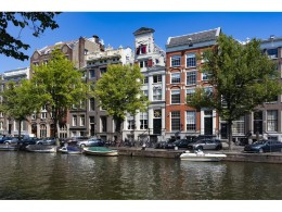 Keizersgracht, Amsterdam, North Holland