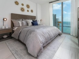New construction in Downtown Miami 3 Bedrooms 2 Bath