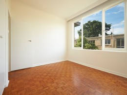 Renovated first floor apartment