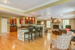 Updated Home in the Ladue School District