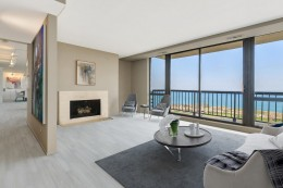 Full Floor Home at Lincoln Park''s Conservatory Residences