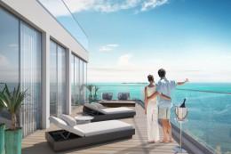 The Residences at GoldWynn -Beachfront 1st Floor Unit
