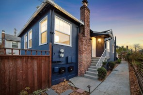 Incredible Vacant Investment Property in One of Oakland's Best Neighborhoods