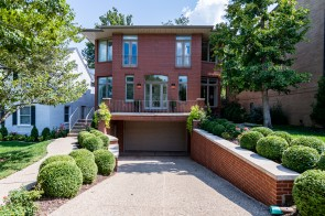 Sophisticated townhome in the heart of Clayton.
