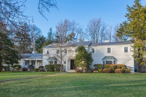 Stately Seven Bedroom Colonial