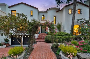 California Spanish Mission Style Estate