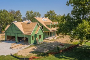 Custom New Build in Creve Coeur