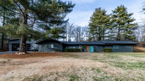 Beautifully remodeled Mid-Century home in Kirkwood