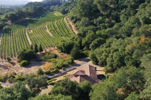 European Inspired Napa Valley Estate