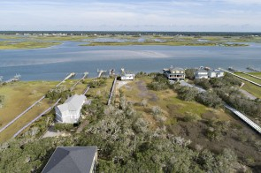 Topsail Soundfront Lot with Deep Water Access
