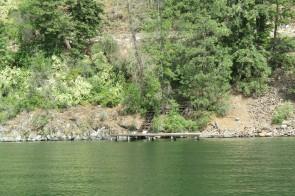 Lake Pend Oreille waterfront parcel w/dock