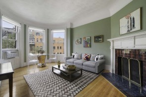 Quintessential Fourth Floor Front Facing Sunny One Bedroom