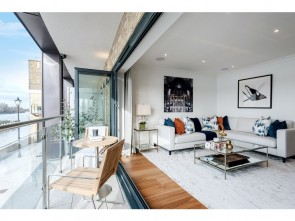 Fantastic 3 bedroom Terraced House with River Views - Hammersmith