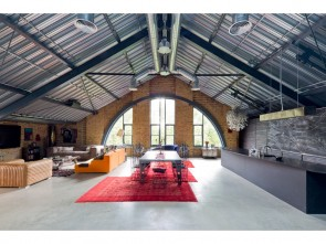 Once In a Lifetime Loft Apartment Near American Embassy